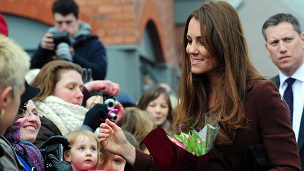 Kate Middleton Did Not Reveal the Sex of Royal Baby