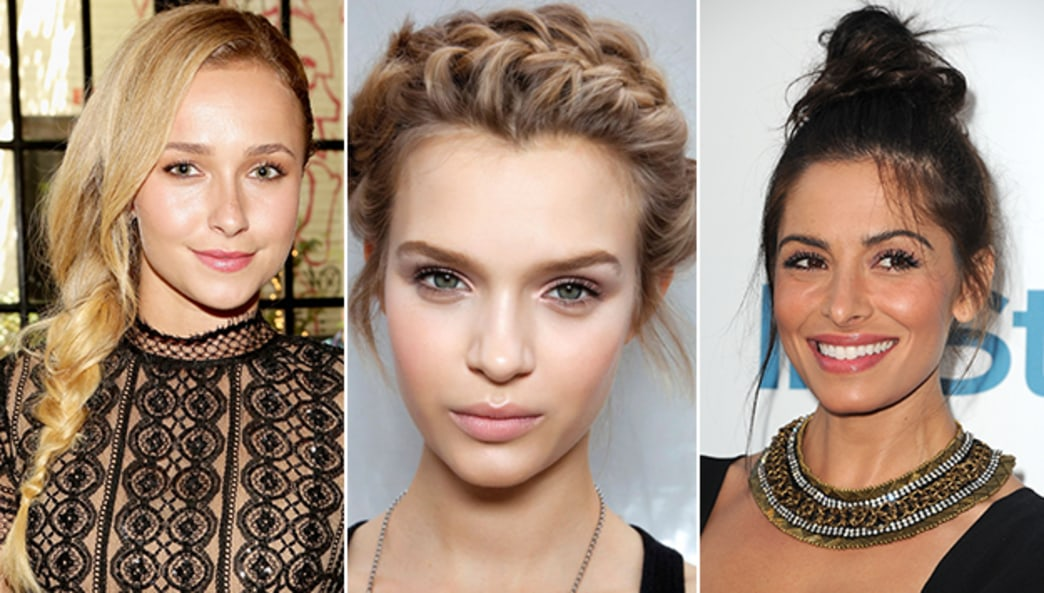 How to Avoid Damage from Summer Braids and Updos