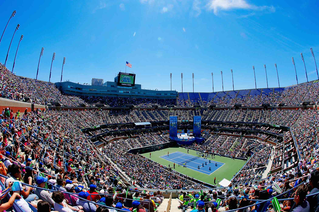 Stay stylish at the 2013 US Open