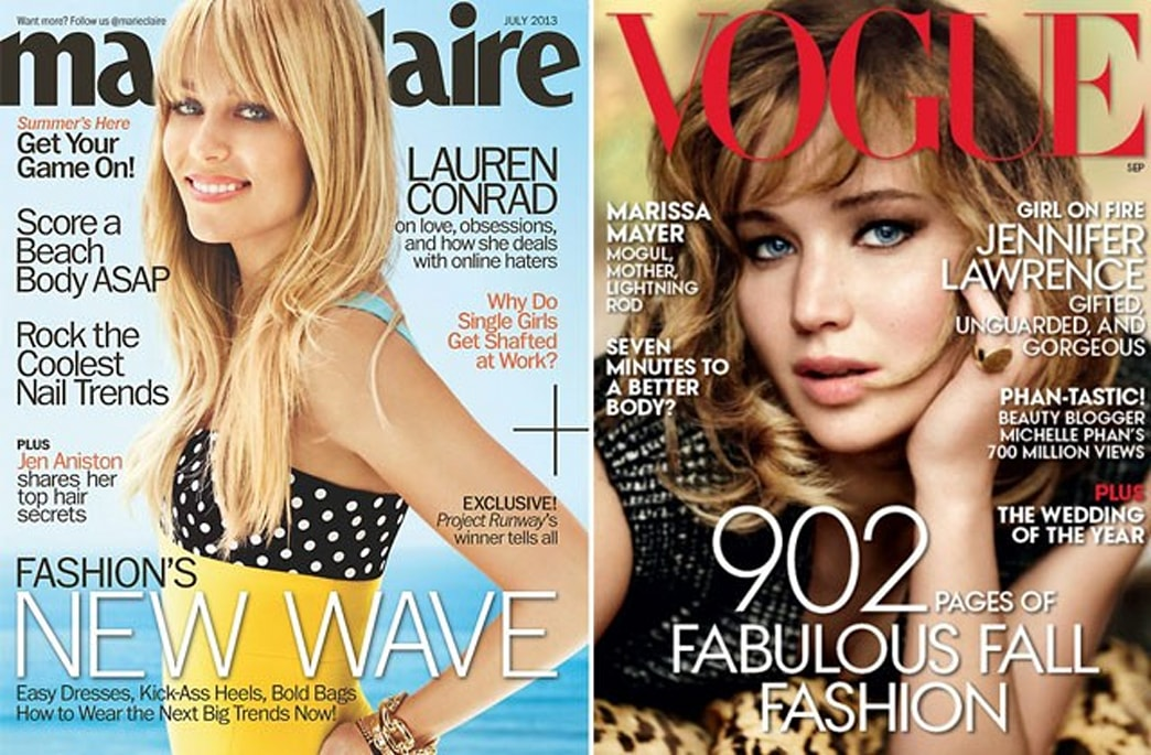 What to expect from magazine covers in 2014