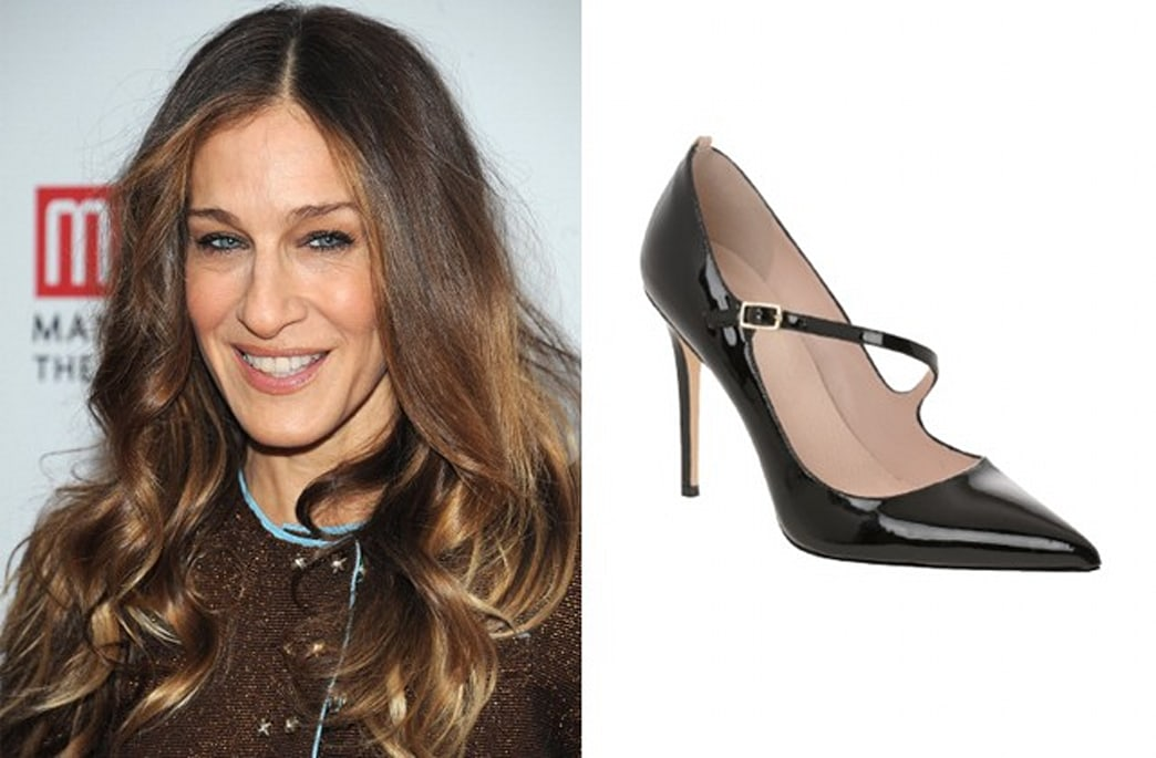 The first picture of Sarah Jessica Parker's shoe line is here!