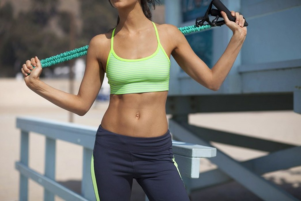 How to work out with a 'core cord'