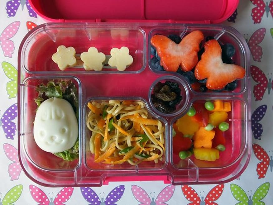 8 Parents Share Their Quick And Easy Packed Lunch Ideas