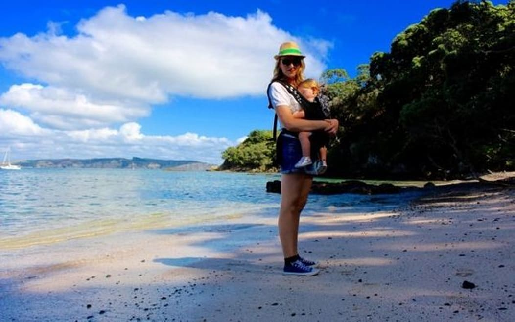 How Travelling Around The World Helped This Mum Adjust To Parenthood