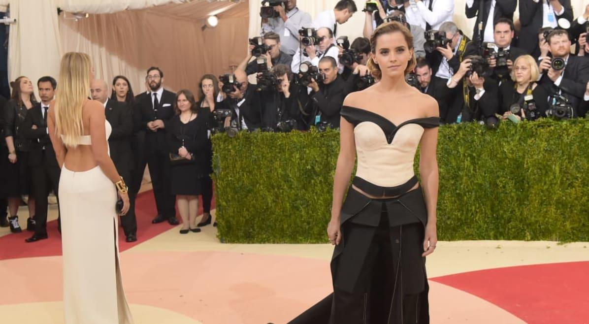 El papel más verde de Emma Watson y otras celebridades