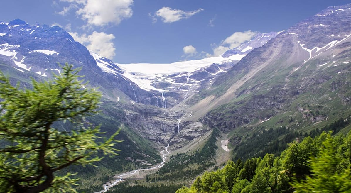 How Tech Could Save The Morteratsch Glacier