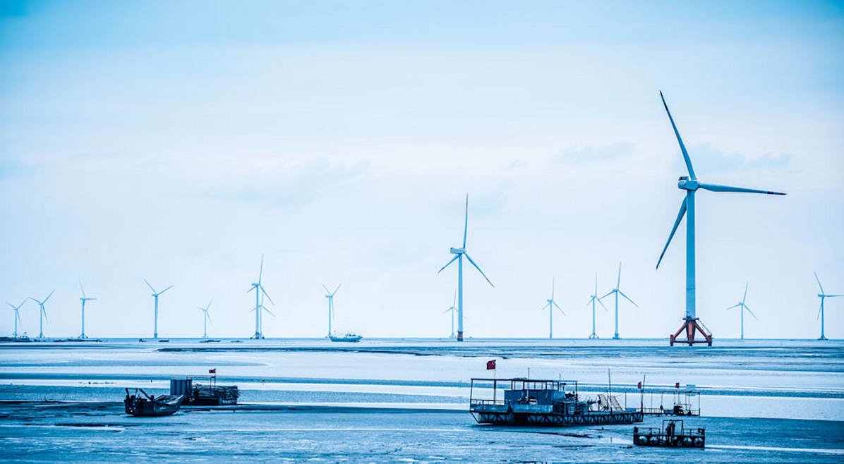 Wind Power Overtakes Coal For The First Time Ever In The UK