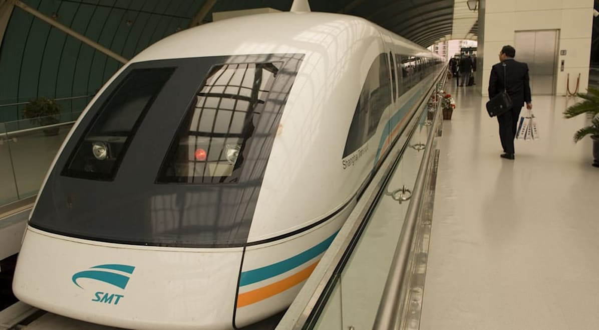 World's Fastest Maglev Train Could Appear In UK