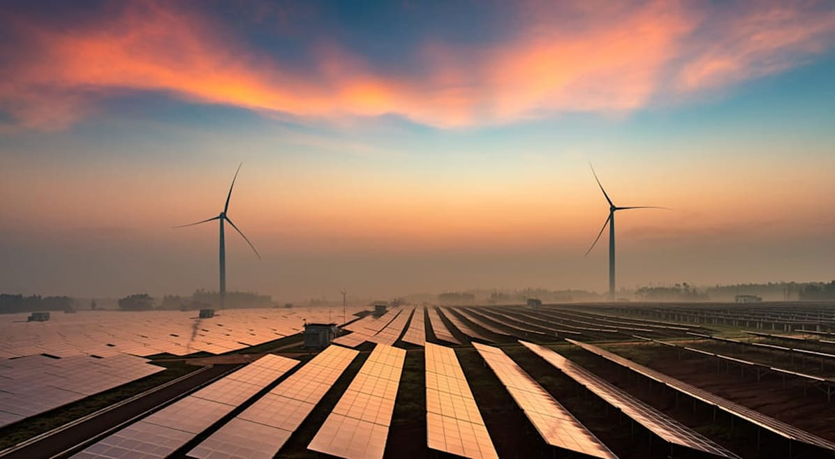 Power And Beauty In Renewable Energy