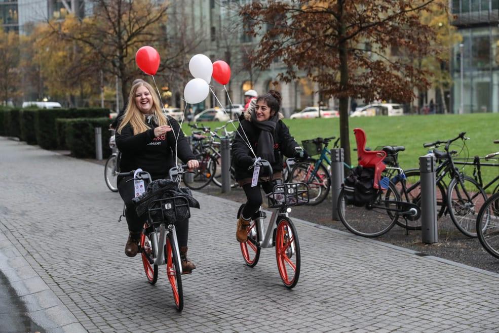 Adiós a los coches: Berlín planea una revolución ciclista