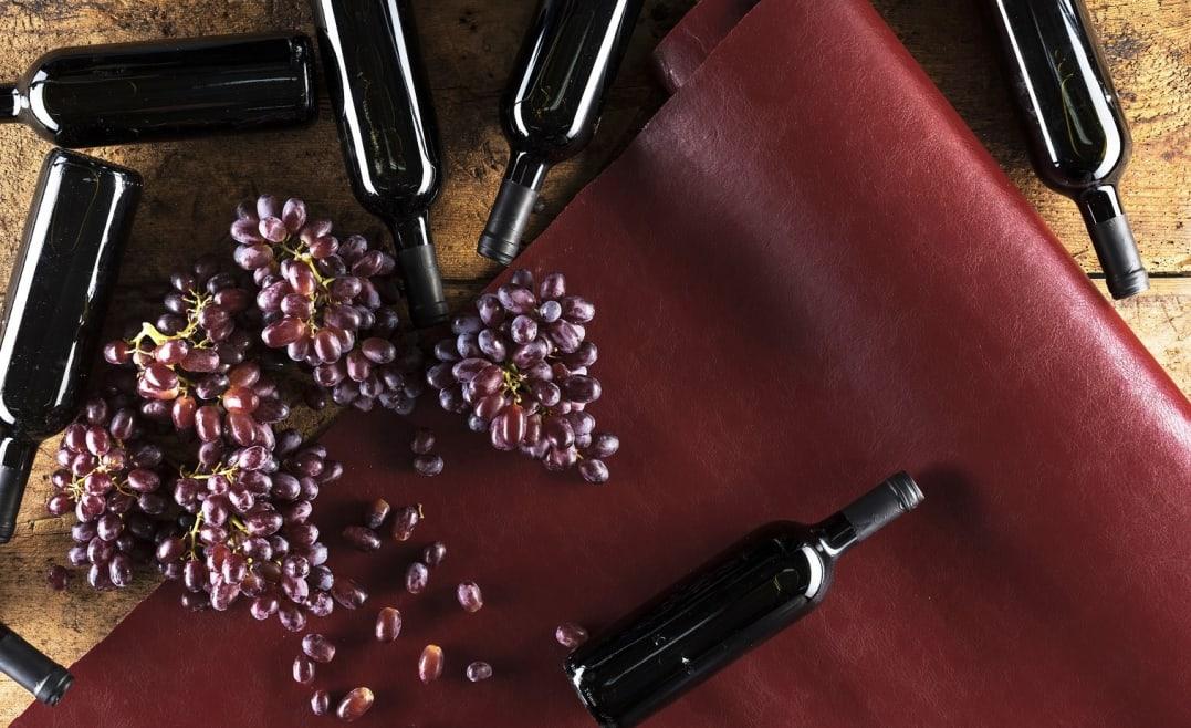 Tejidos de estiércol y piel procedente del vino, así vestiremos en el futuro
