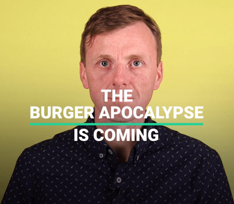 The Burger Apocalypse Is Coming