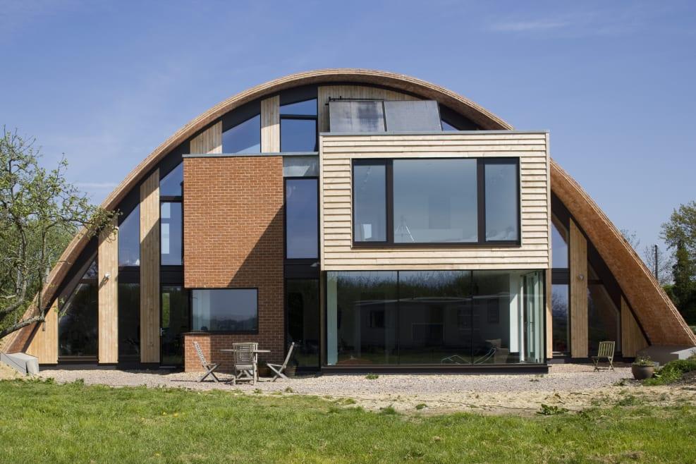 Belle e green: sette esempi di case ecosostenibili