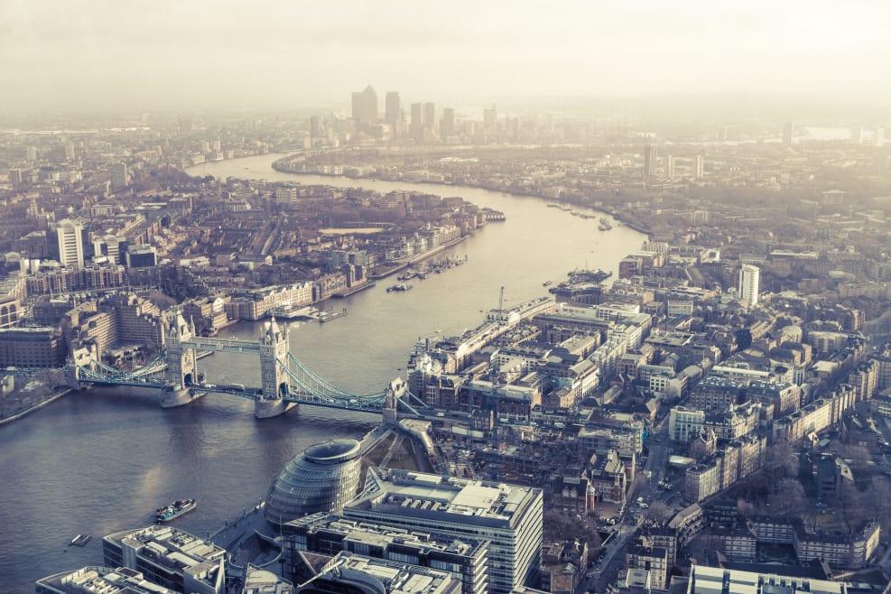 Londres dice adiós a las emisiones contaminantes del transporte público