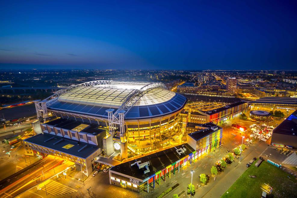 Tecnología verde en el deporte: así serán los estadios del futuro