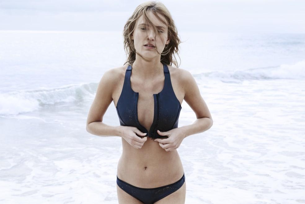 Now Then, bañadores ecológicos para mujeres que disfrutan del mar
