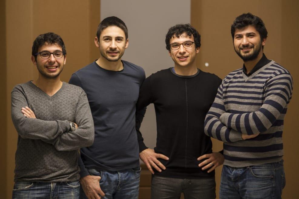 Questi 4 ragazzi catanesi stanno reinventando l'architettura col cartone. Senza muoversi dalla Sicilia