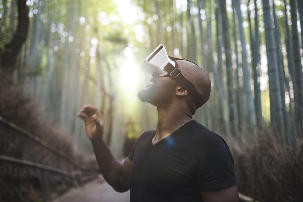 Cómo la realidad virtual ayudará al medioambiente