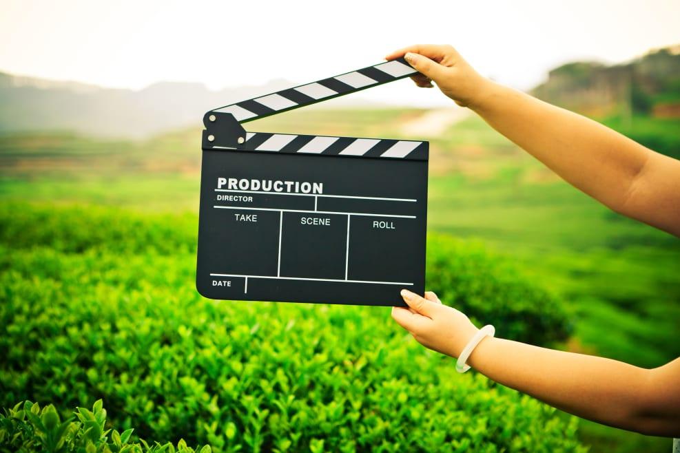 ¡Acción! El cine y la televisión deberían contratar directores expertos en sostenibilidad