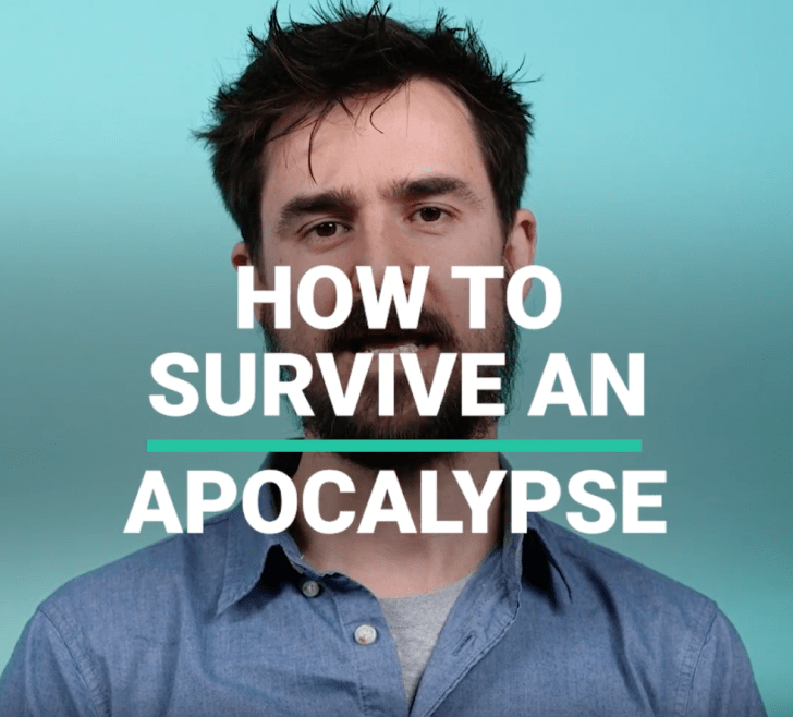 What To Do If You're Facing The End Of The World