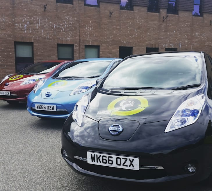 UK's All-Electric Taxis And More Green Transport In Europe