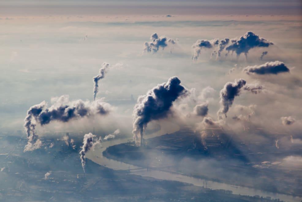 La contaminación atmosférica causó casi medio millón de muertes prematuras en Europa en 2014