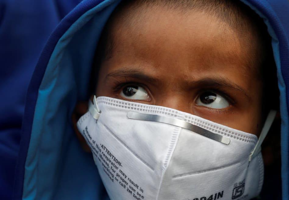 La contaminación en Nueva Delhi pone en riesgo la salud de los más desfavorecidos