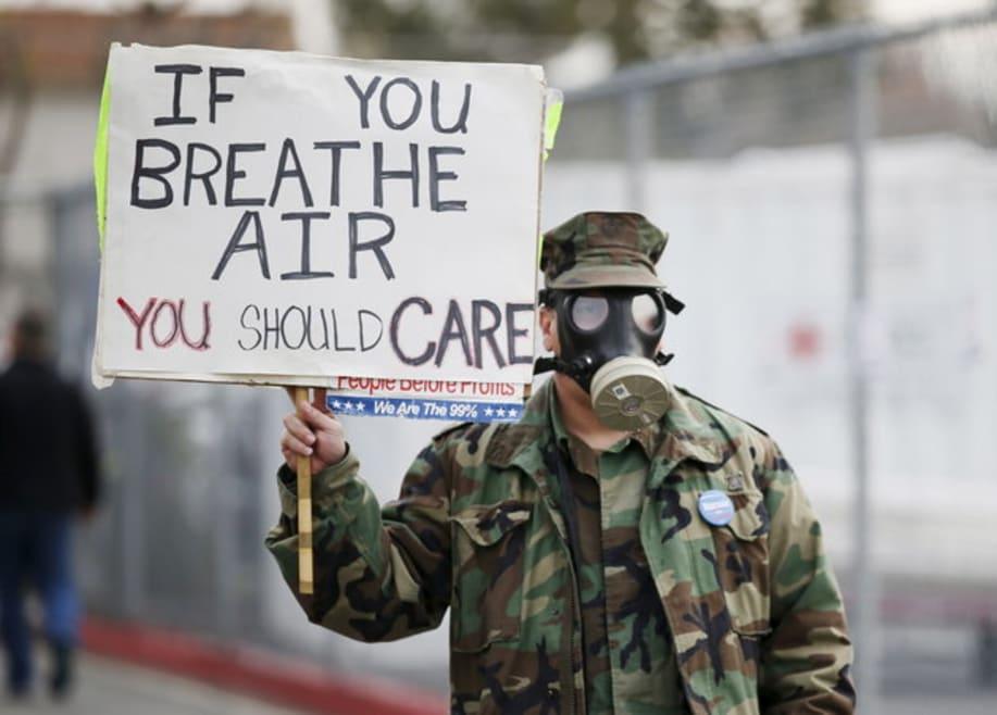 Cómo protegerte de los peligros de la contaminación atmosférica