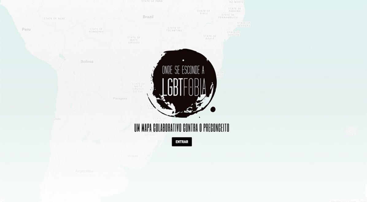 Mapa da LGBTfobia no Brasil: Colabore com a sua denúncia