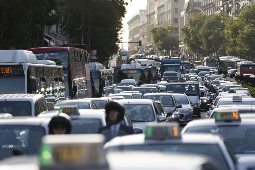 Día sin coches: datos que debes conocer por el bien de tu salud