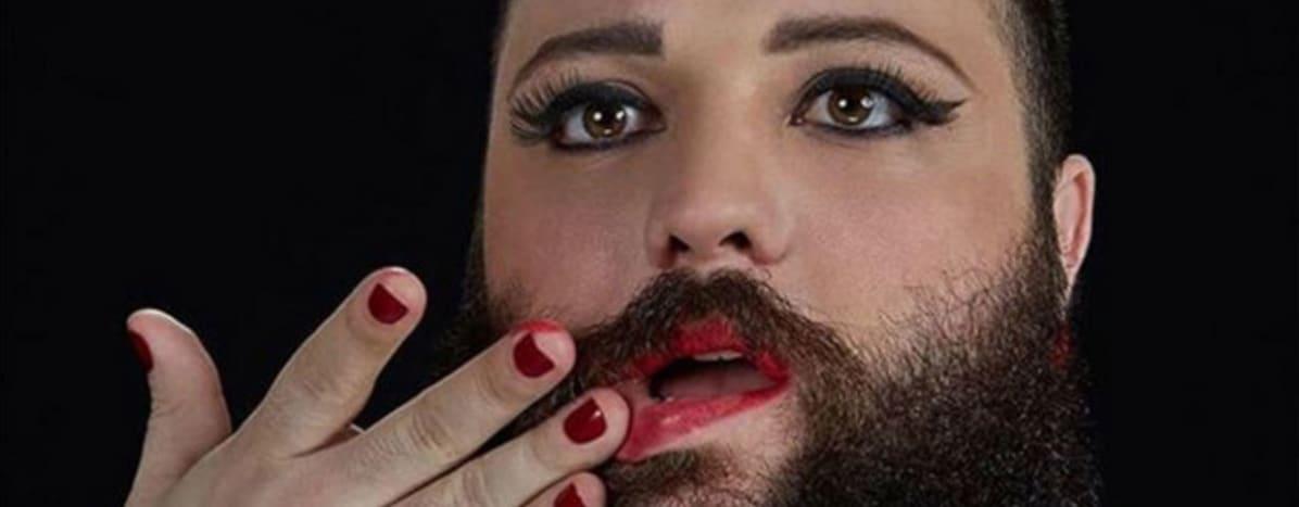 Quando a maquiagem virou coisa de mulher?