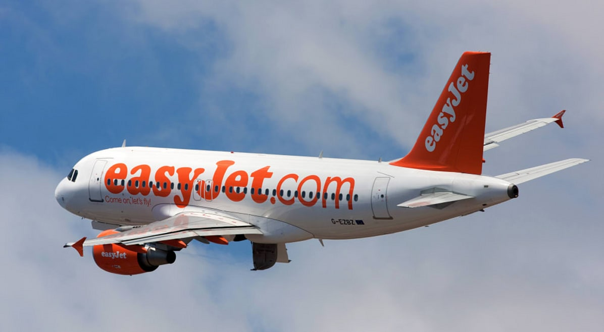 EasyJet Plans To Use Electric Planes As Early As 2027