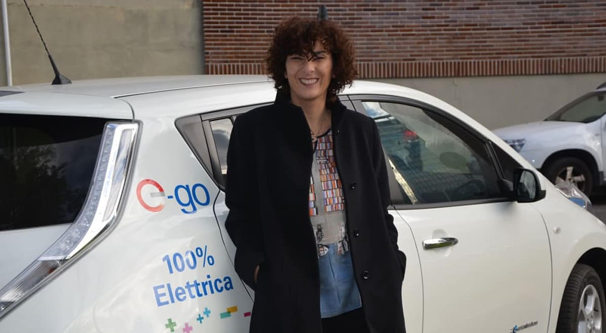 Yo fui una de las primeras propietarias de un coche eléctrico