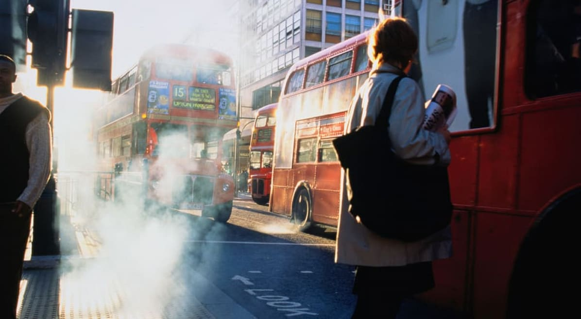 Pollution Is Wreaking Havoc On Your Body