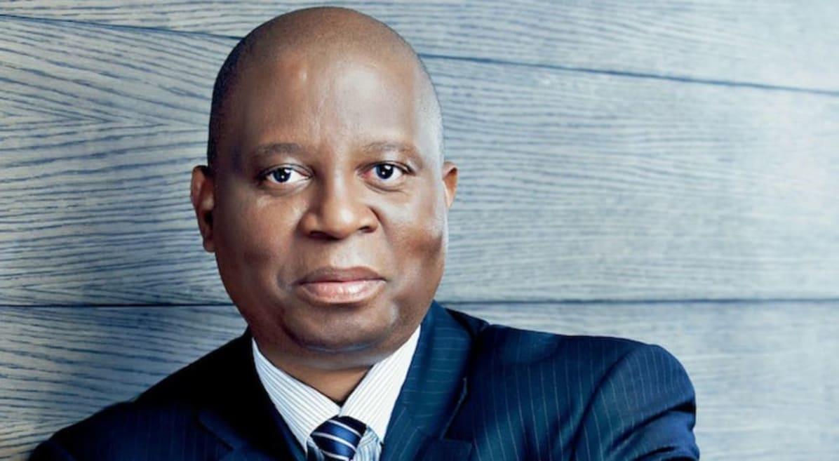 Herman Mashaba, alcalde de Johannesburgo: