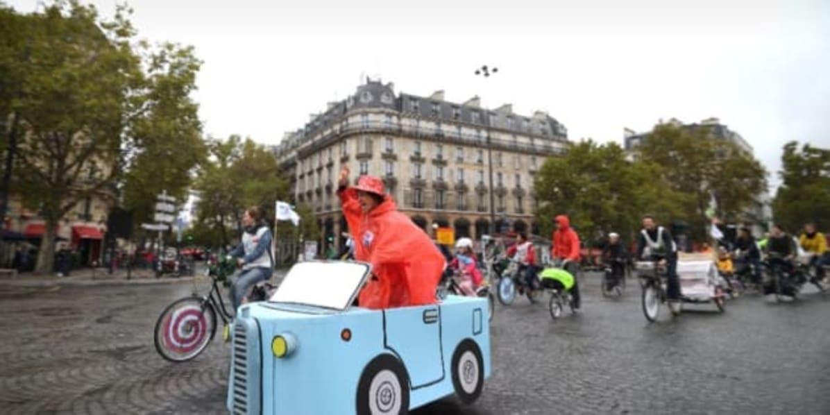 La journée sans voiture 2017 a-t-elle vraiment réduit la pollution à Paris et en Ile-de-France?