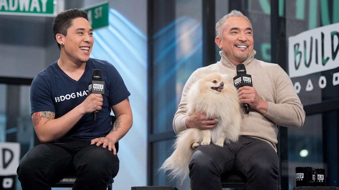Cesar Millan On What Makes Him Proud Of His Sons