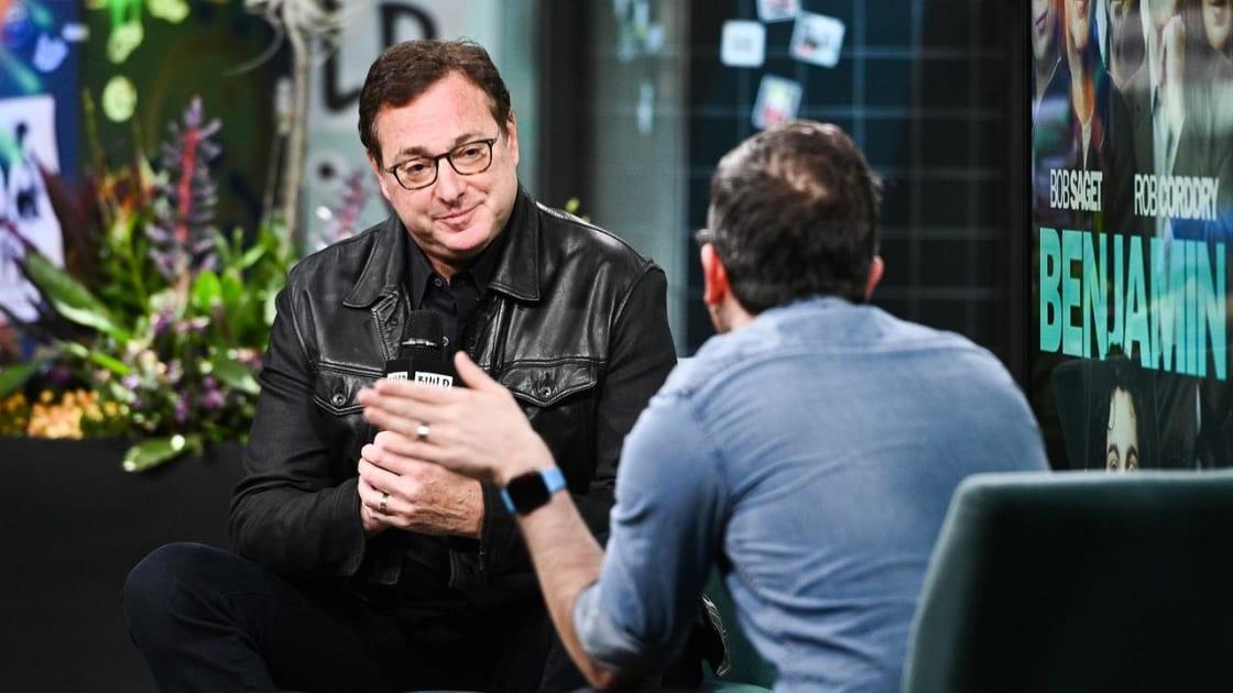 Bob Saget Is Fundraising For Scleroderma Through Comedy Alongside John  Stamos