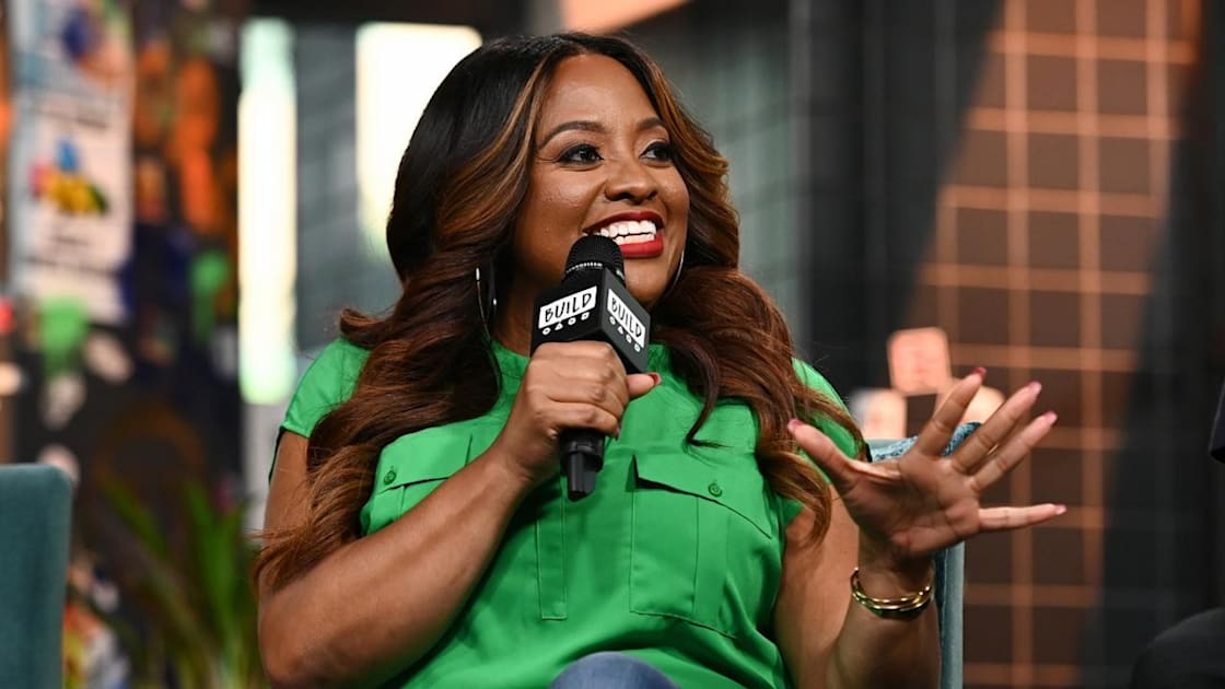 Sherri Shepherd Really Connected With The Strength & Love She Saw In Brian  Banks' Mother