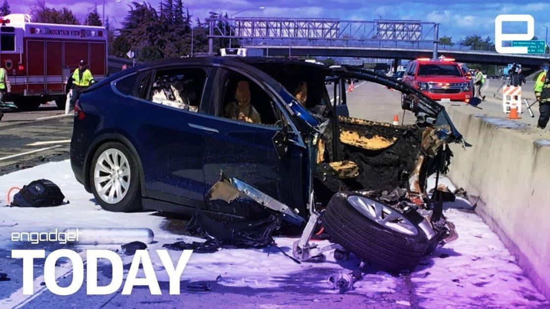 Federal investigators 'unhappy' Tesla revealed crash details