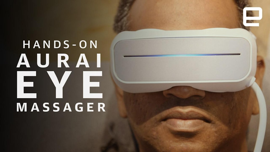 Save Me Water Powered Eye Massager