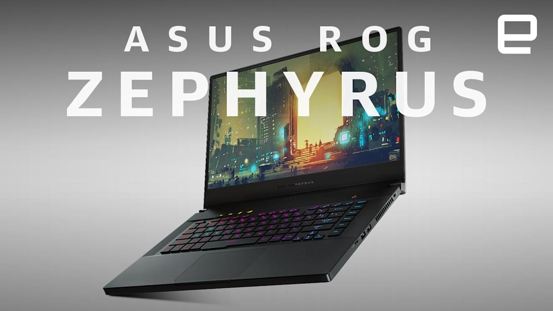 QnA VBage ASUS' thin Zephyrus gaming laptops get new CPUs, GPUs and sturdy cases