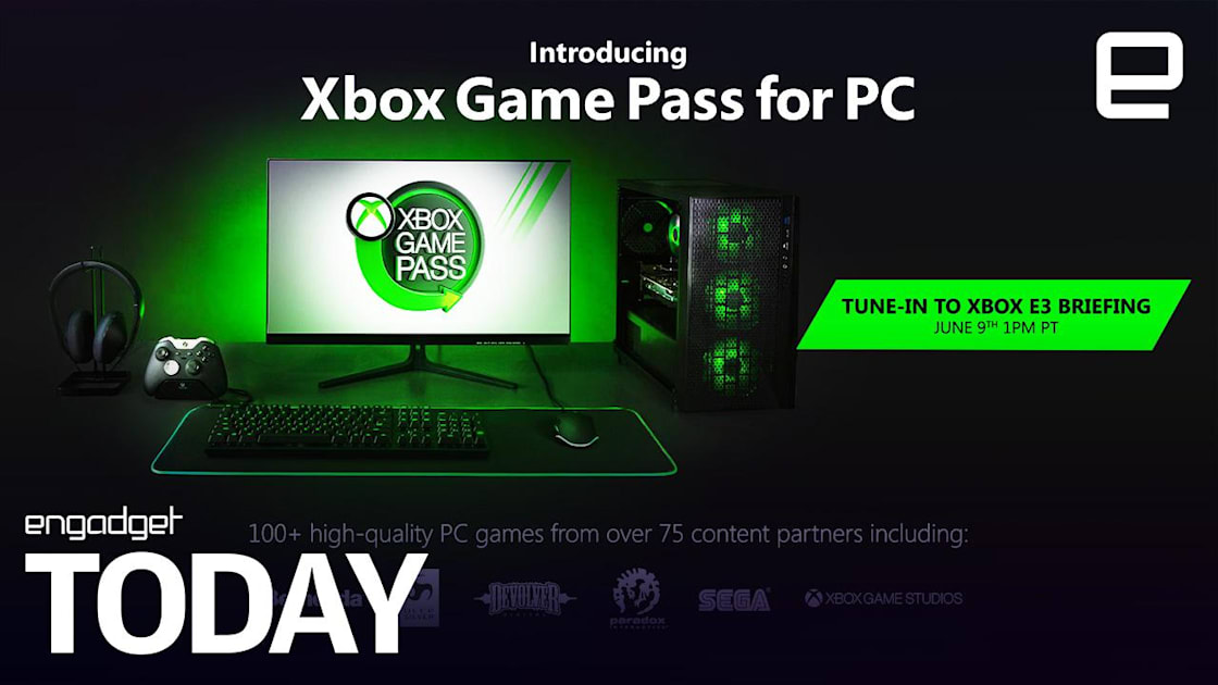Microsoft's Xbox Game Pass is coming to PC