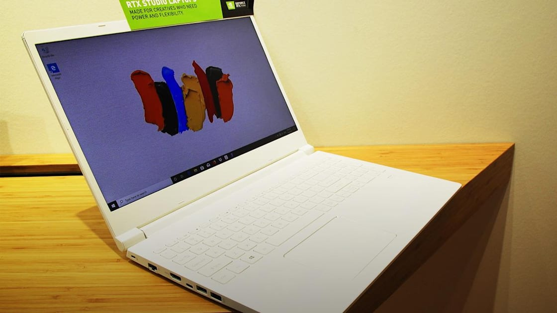 Acer adds RTX Quadro power to its ConceptD high-end laptops