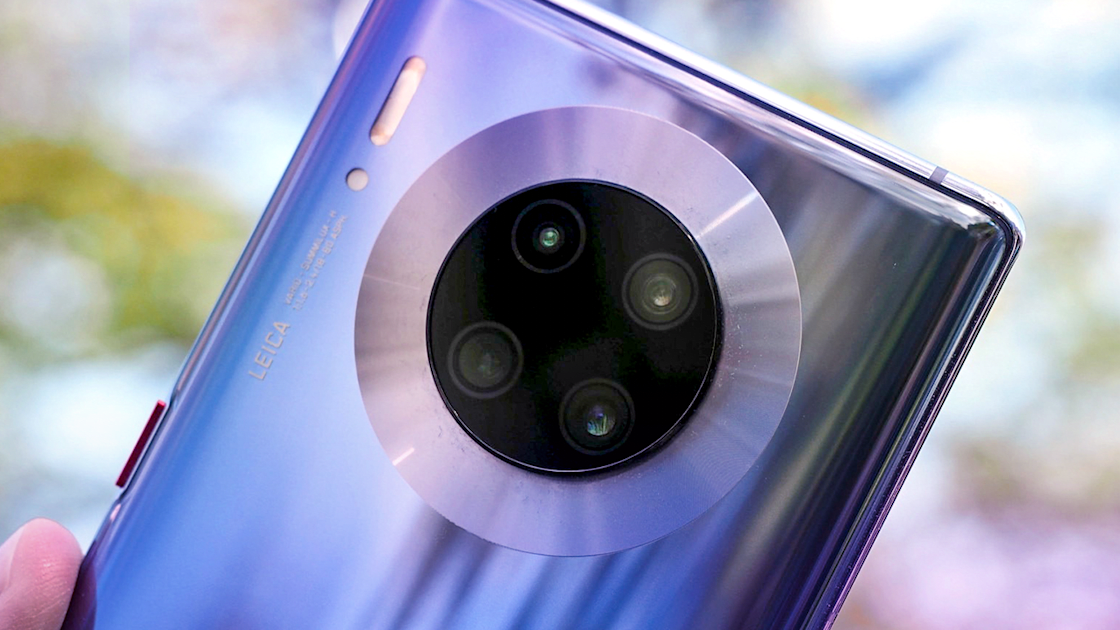 24 hours with Huawei's Mate 30 Pro: Incredible cameras