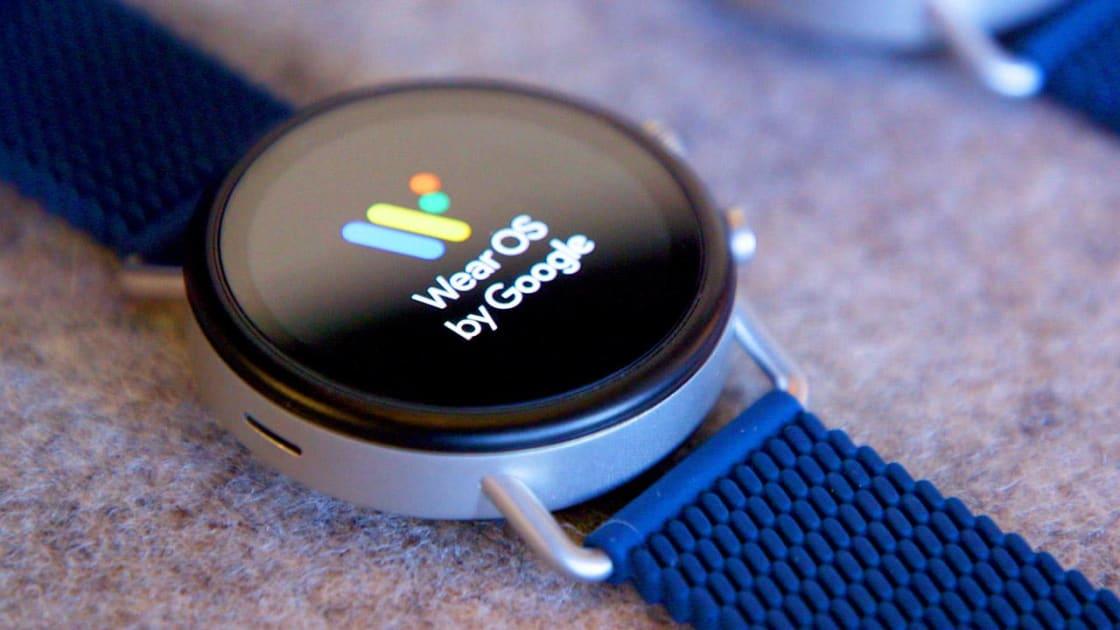 Skagen's Falster Wear OS watch put on bulk