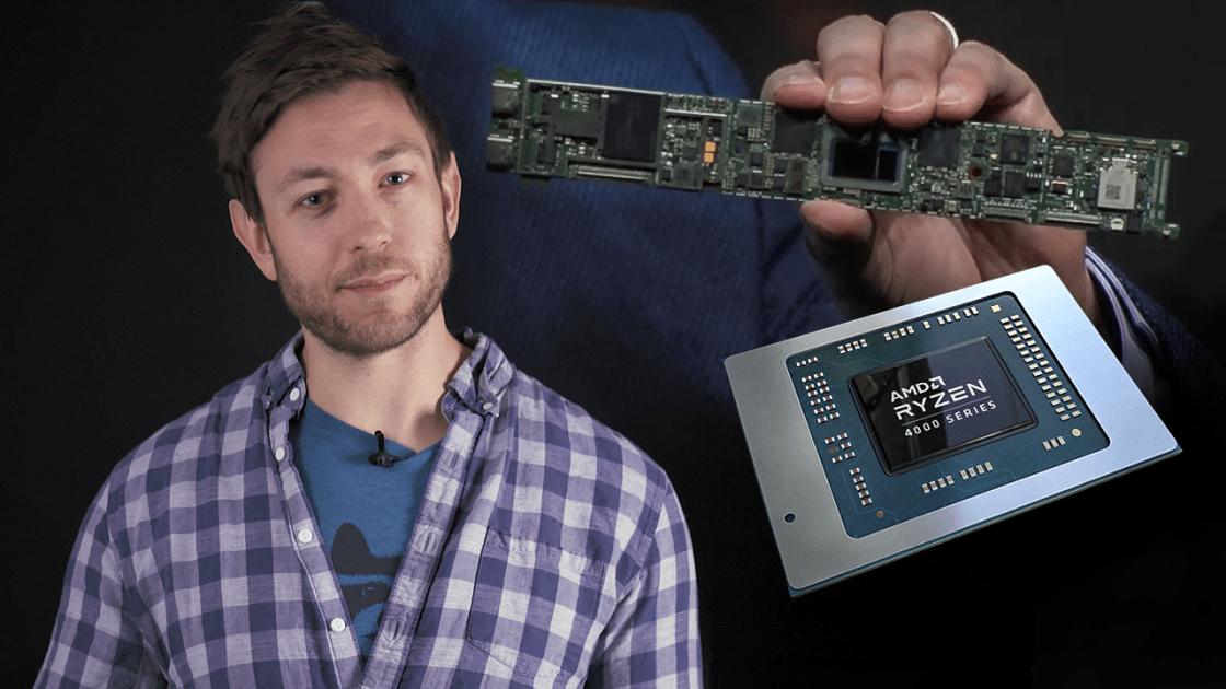 AMD vs Intel: CPUs at CES 1
