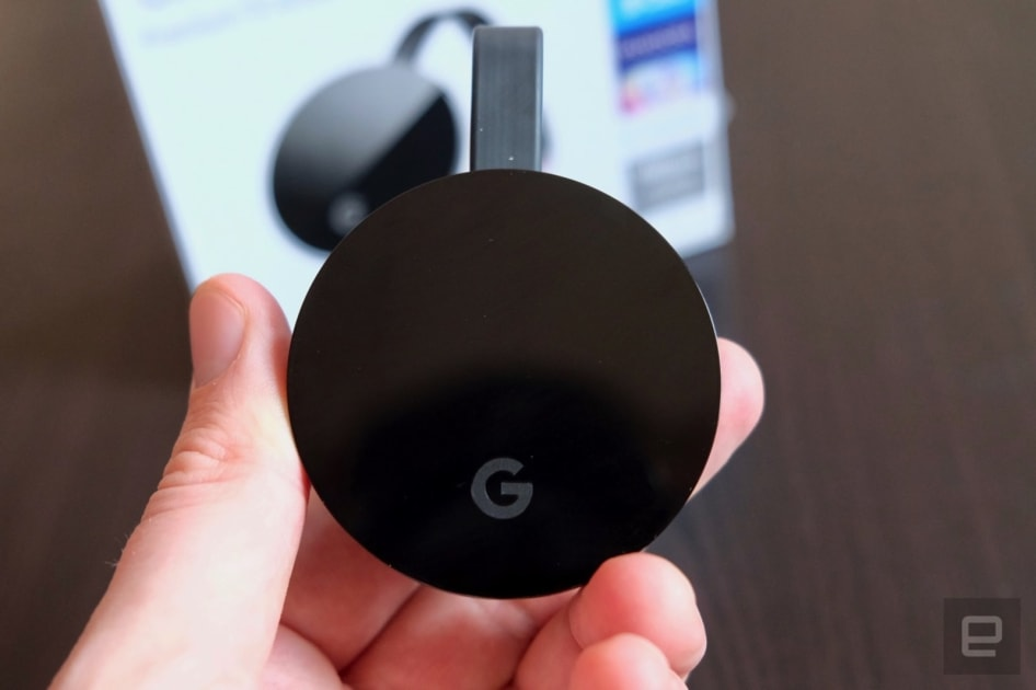 Google's next Chromecast Ultra may be an Android TV dongle 1