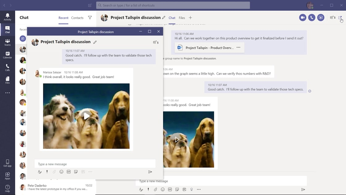 Microsoft Teams update helps cut through the chaos of group calls