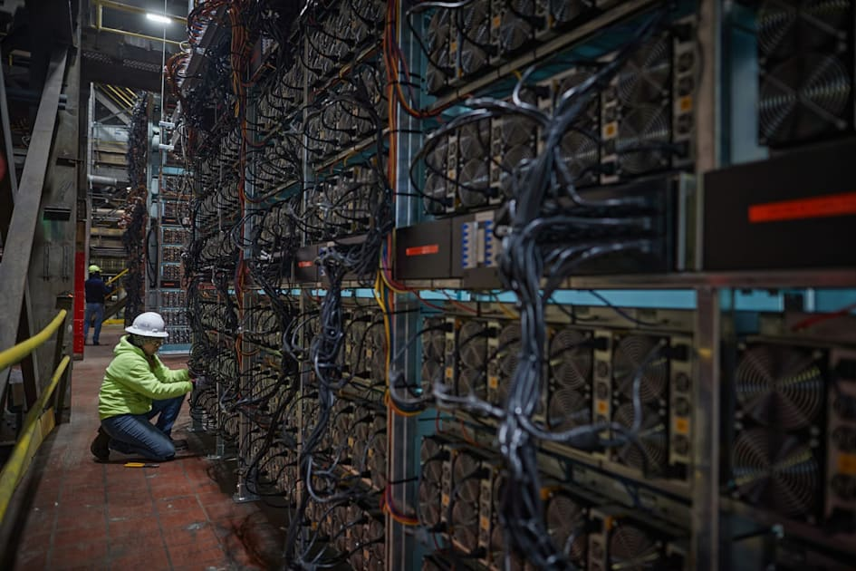 New York power plant mines Bitcoin using excess energy 1